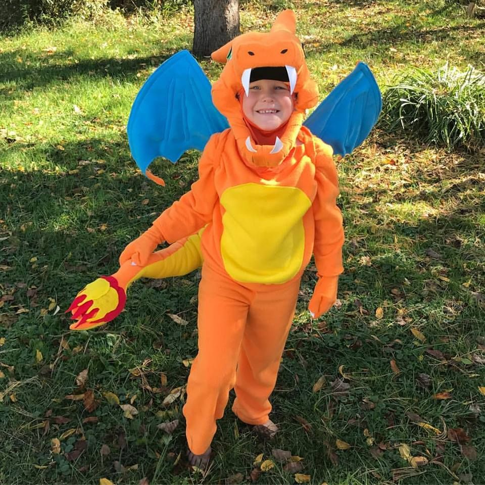 Charizard Pokemon Costume I made. & Charizard Pokemon Costume I made. | dyi costume | Pinterest ...