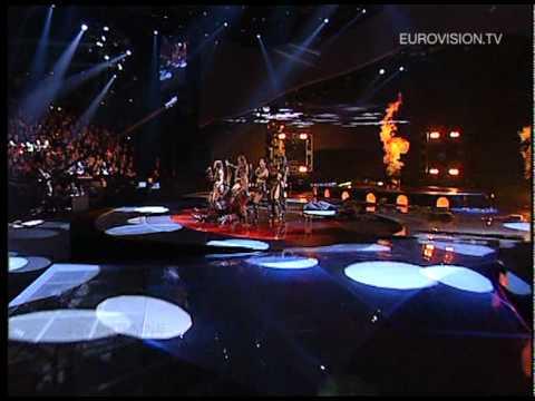 (6) Ruslana Wild Dances (Ukraine) LIVE 2004