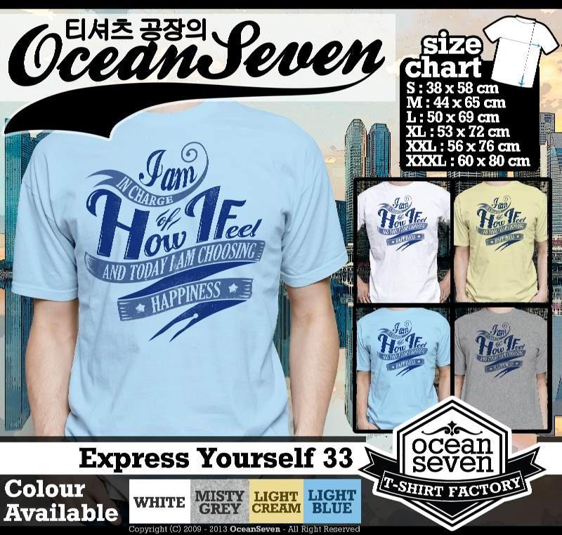Kaos Tulisan Dan Gambar Unik Express Yourself 3 Hipster Fashion Tshirt Colors T Shirt Factory