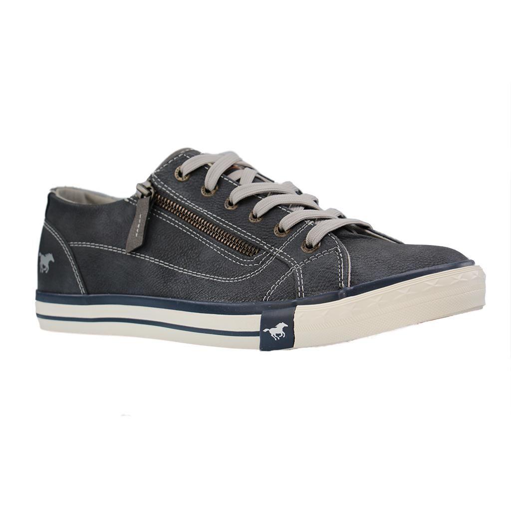 Mustang 1146 302 Blau Sneaker Schuhe In Damen xroeCdB