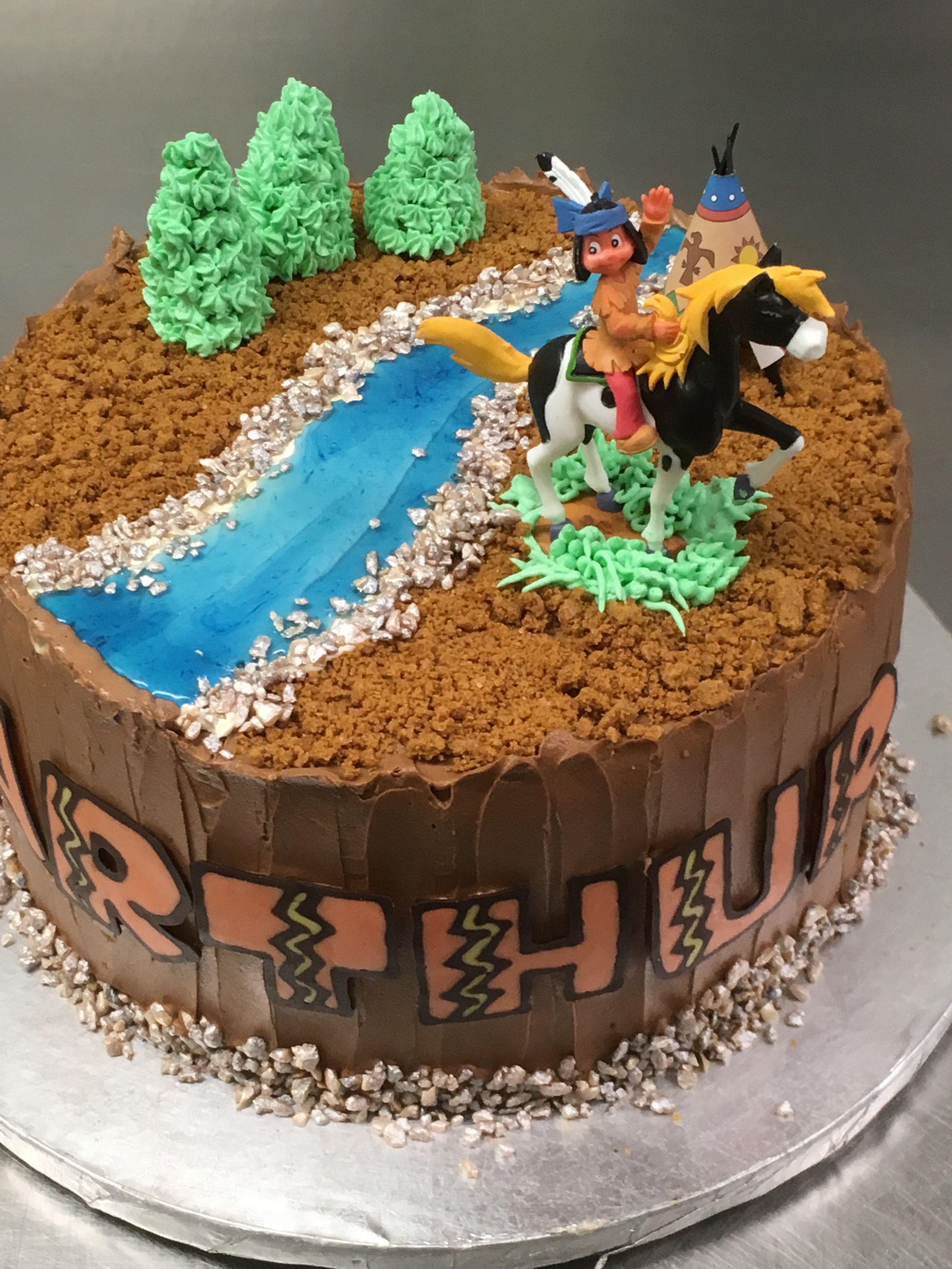 Yakari Cake Cake Maison Pinterest Cumpleanos Und India