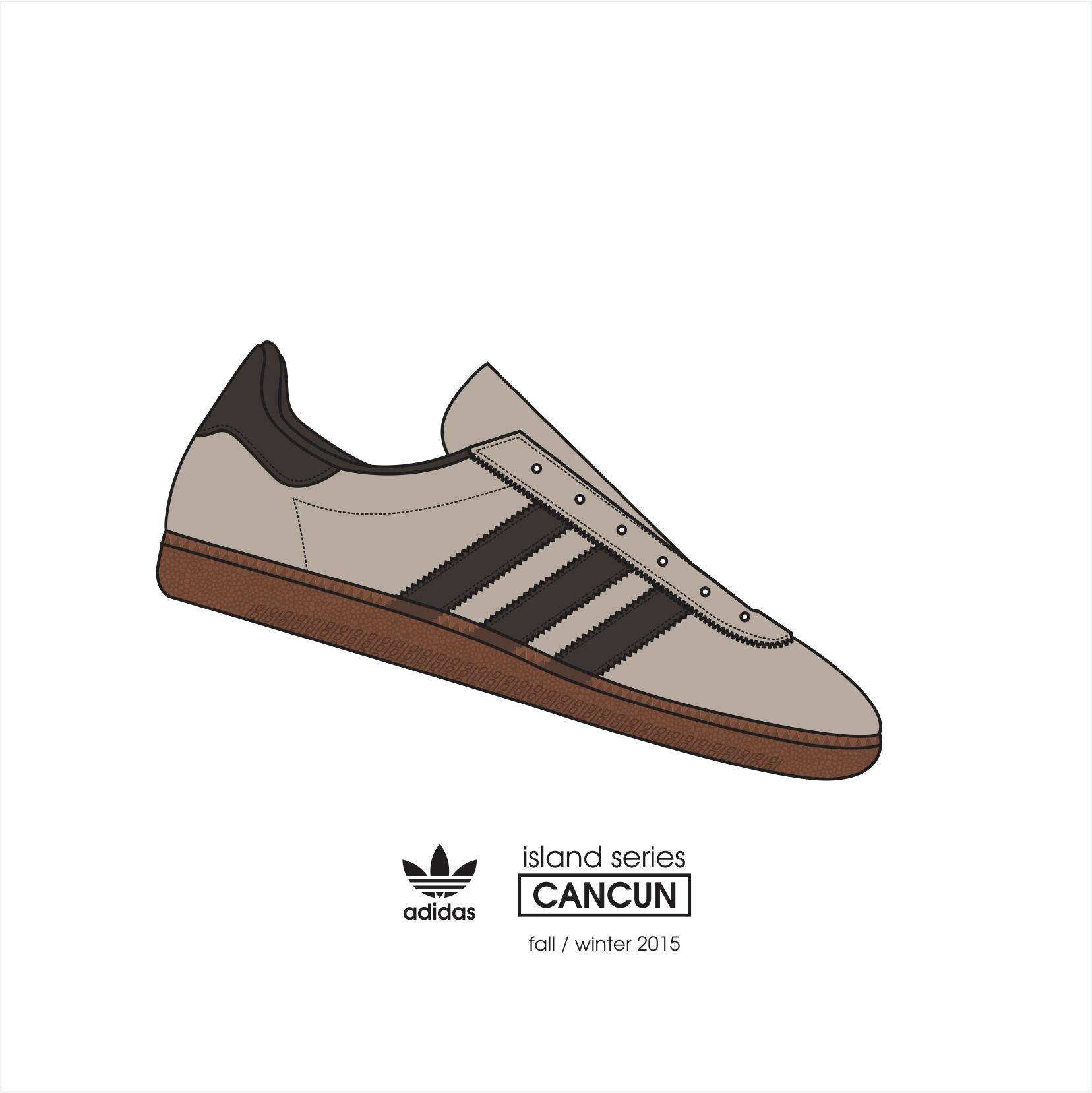 adidas cancun island series fall winter 2015 kicks illustration adidasoriginal adidas adidascancun adidasislandserie sepatu adidas sepatu adidas pinterest