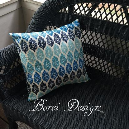 diy picnic table cloth outdoor pillows garage sale wicker upcycle, diy, outdoor living, painted furniture, repurposing upcycling