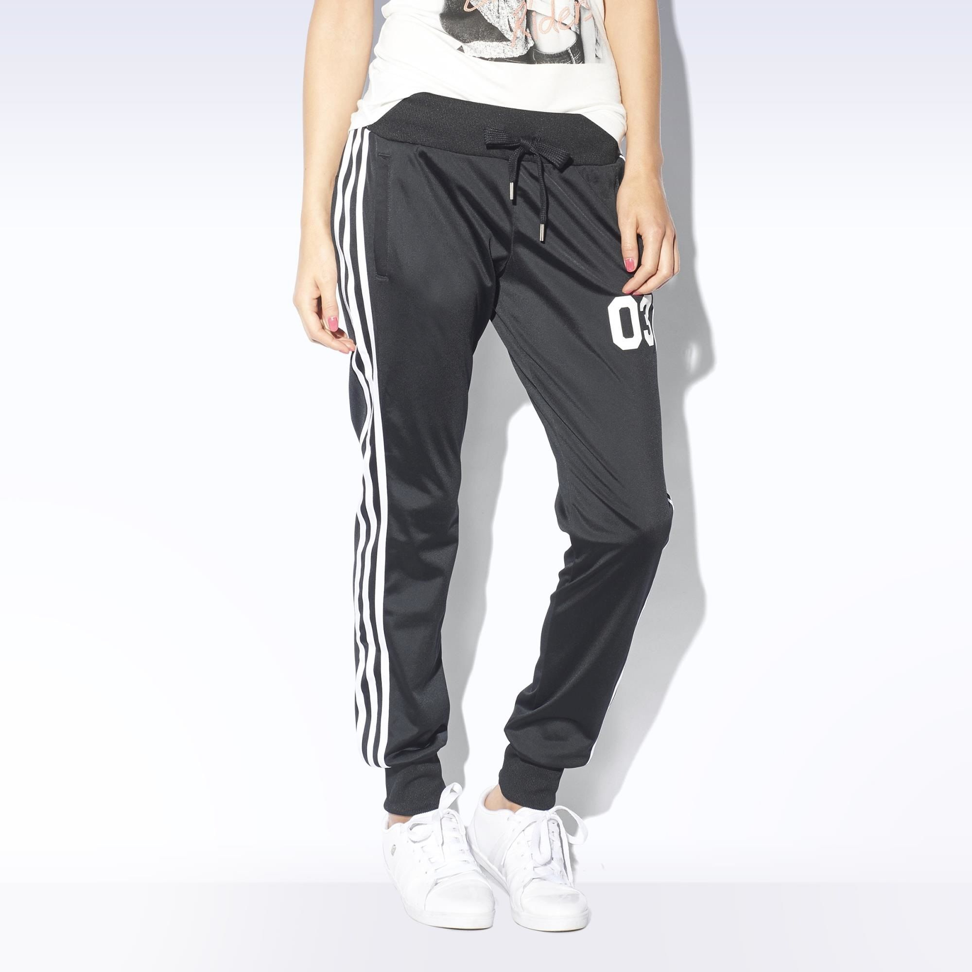 adidas - Pantalón de Buzo adidas Mujer  c18f622bdb2c