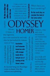 Odyssey (Word Cloud Classics)