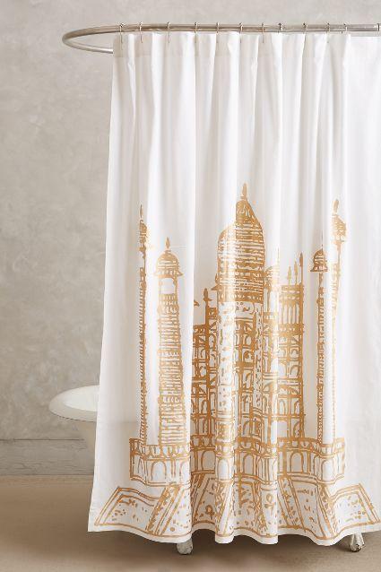 Taj Mahal Shower Curtain Simple Bathroom Remodel Guest Bathroom Remodel Large Bathroom Remodel