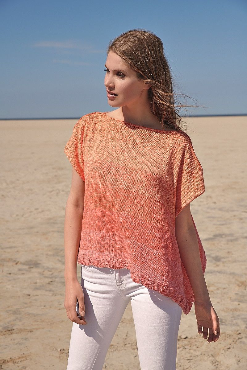 Photo of 06/12/2018 in the ARD buffet: airy poncho top |