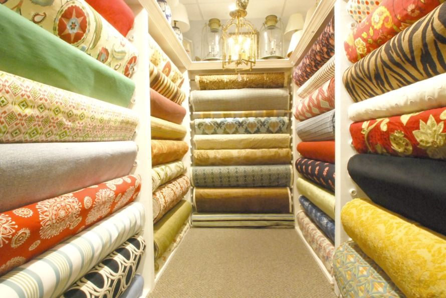 Our Selection Of Interior Design Fabrics
