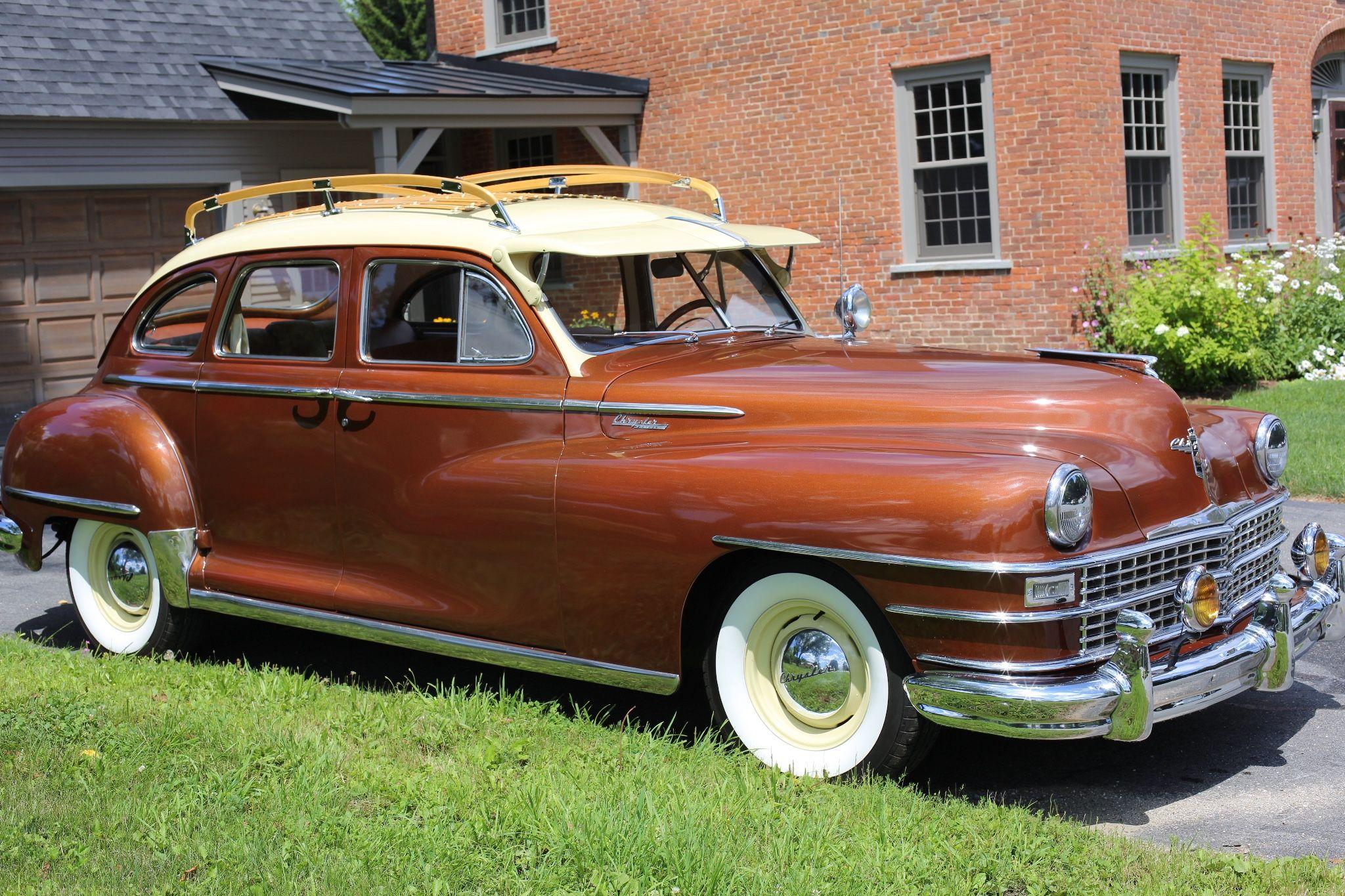 1948 Chrysler Windsor Traveler Chrysler Windsor Chrysler