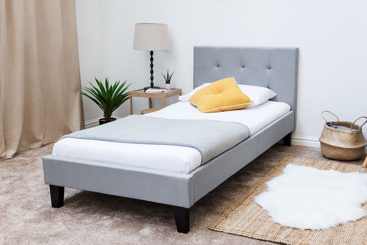 Low Single Bed