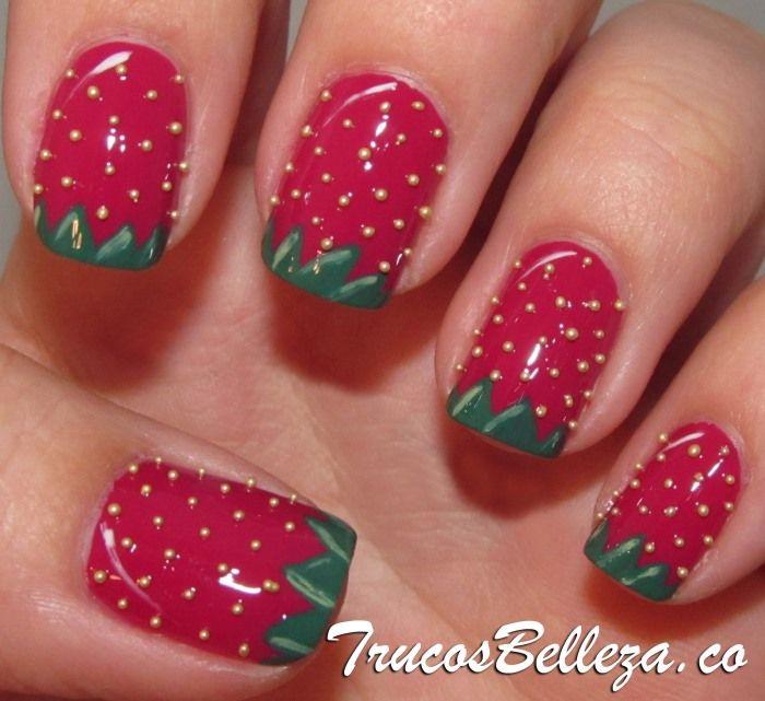 micro perlas uñas - Buscar con Google | Nail art | Pinterest ...