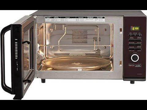Microwave Oven Lg 32 L Convection Mc3286brum Black Best Flipkart