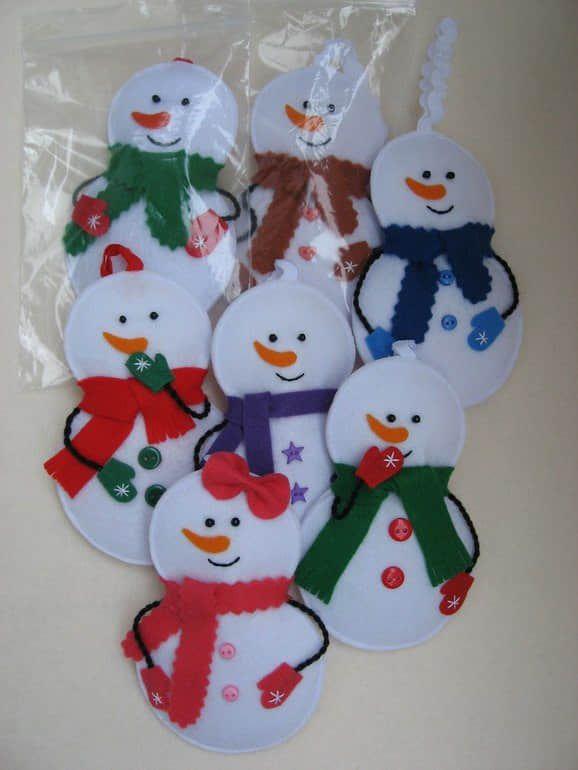 Moldes para hacer adornos de navidad 2016 fieltro for Manualidades de navidad 2016