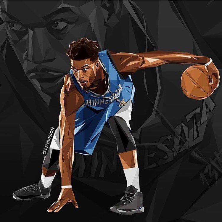 How Many Ppg Will Jimmy Butler Average Next Season 13thvision Basketball Is Life Basketball Court Size Nba