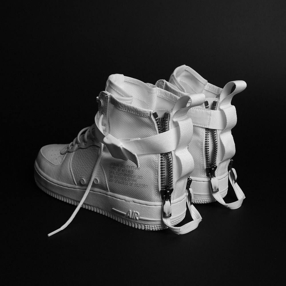 9d592445c66 Nike SF Air Force 1 Mid / AA6655-100 (via dvsnwest) Click to shop ...