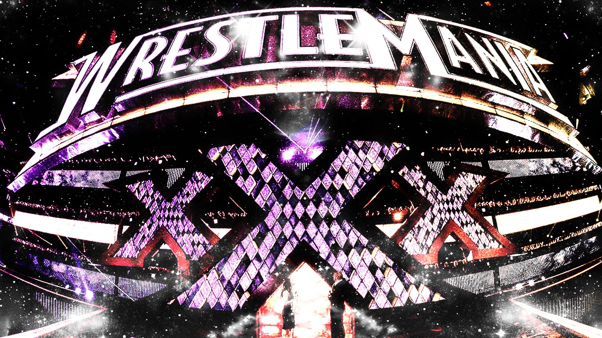 Wwe Wrestlemania 30 Header1 Png 1 920 1 080 Pixels Wrestlemania Wwe Wwe News