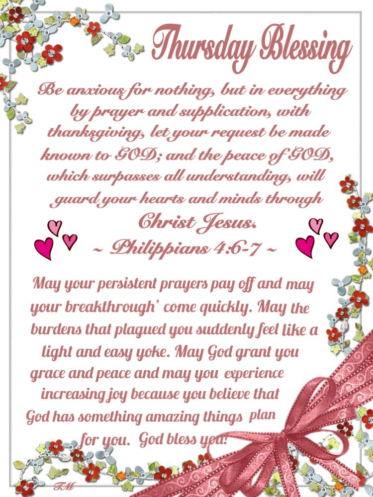 Pin by Diva on Thursday Greeting | Good morning quotes ...  |Thursday Prayers From The Heart