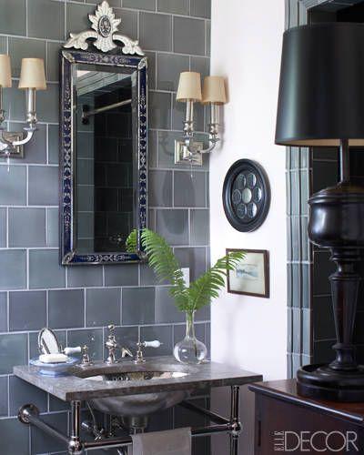 Favourite Bathroom Home Decor: Your Favorite ELLE DECOR Rooms