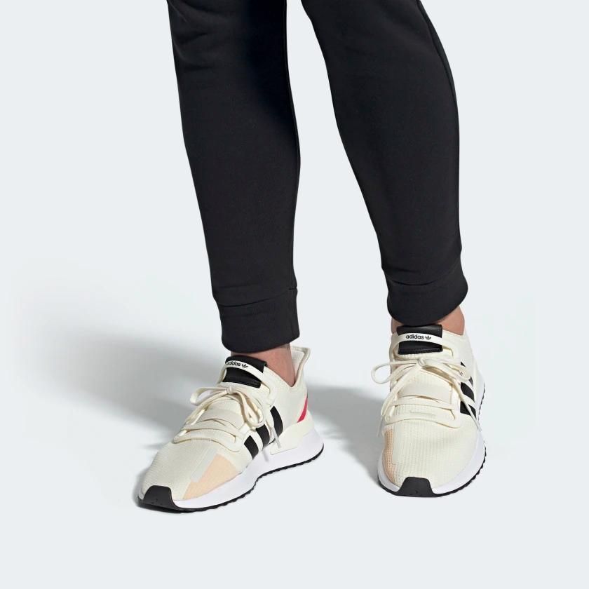 adidas U_Path Run Shoes - White