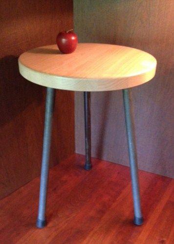 Side Table, Coffee Table, Tea Table, Tpod, Teapoy, Alder