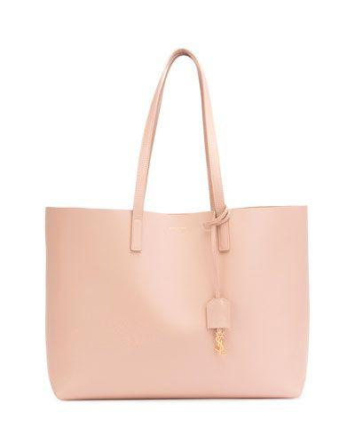 341d32be1c9 SAINT LAURENT Large East-West Leather Shopper Bag, Black. #saintlaurent # bags #leather #hand bags #pouch #accessories #