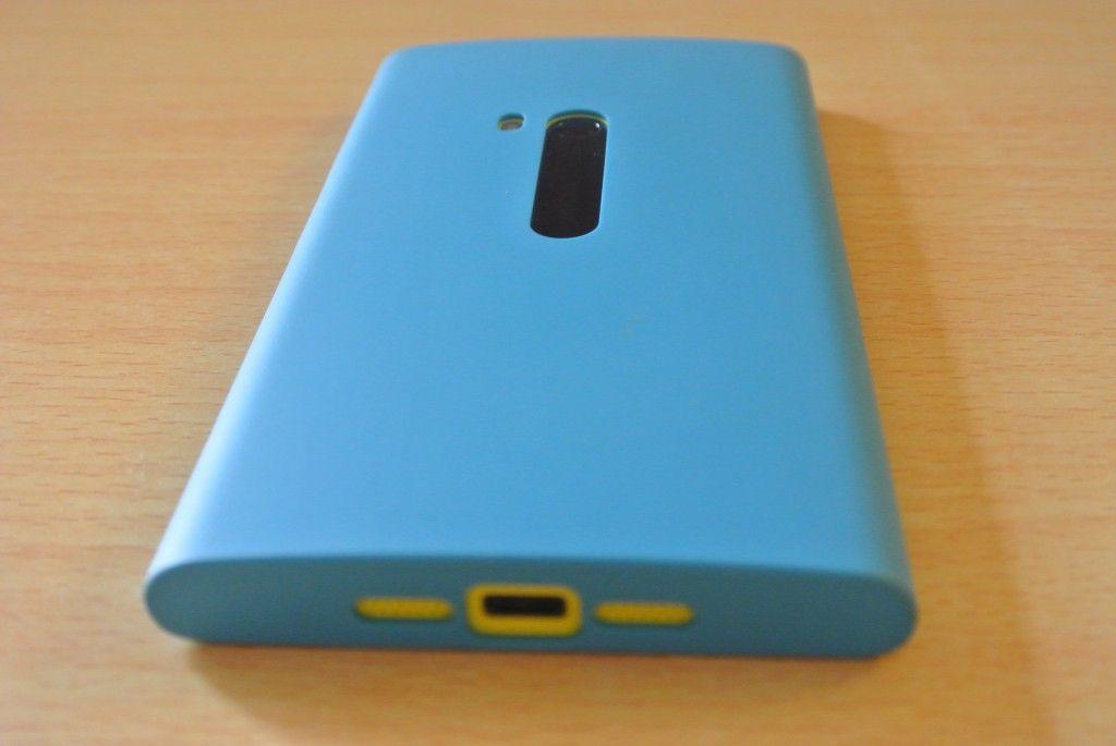 Yellow Lumia 920 w blue cc-1043 case