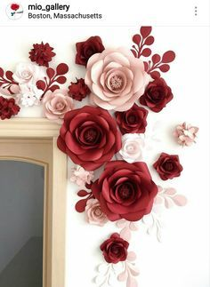 Cynthia castro pinterest giant paper flowers discover thousands of images about paper flowers mightylinksfo