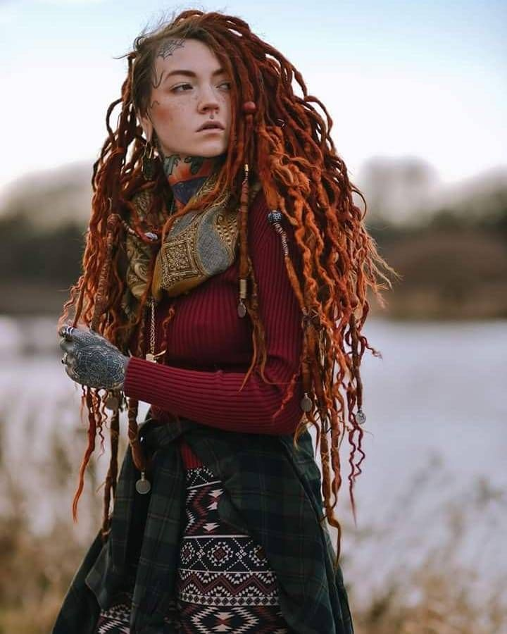 Sex photos of women with dreads