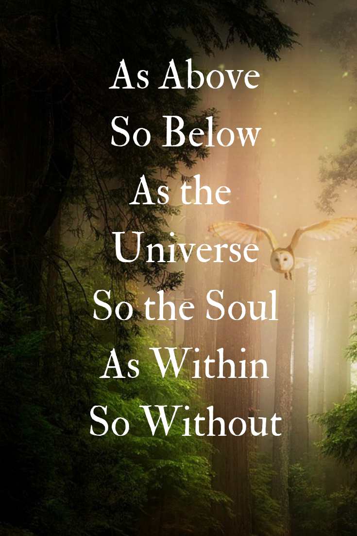 As Above So Below Full Quote : above, below, quote, Above, Below, Wicca, Quotes,, Witch, Witchcraft, Quotes