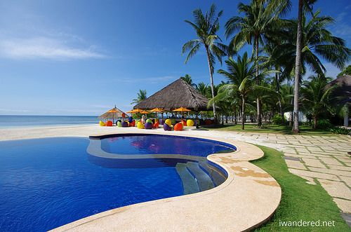 South Palm Resort Panglao Bohol White Sand Beach Club