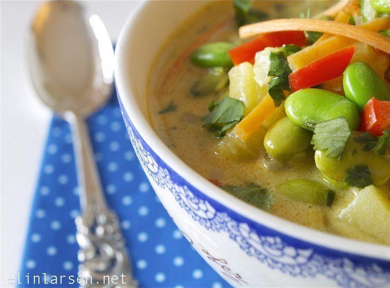Nydelig hot currygryte med villris Gryterett er enkelt å lage og smaker godt. Det tar noe tid å kutte opp …