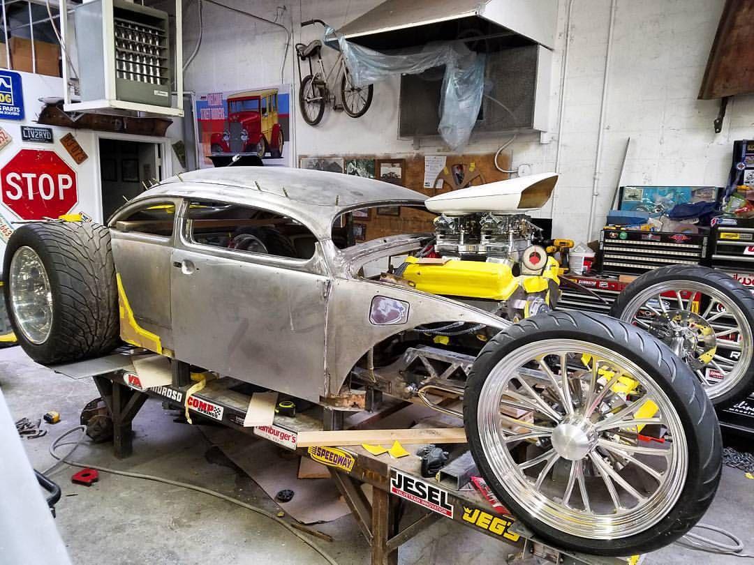 Steve Summey Summey Customs V8 drag Bug