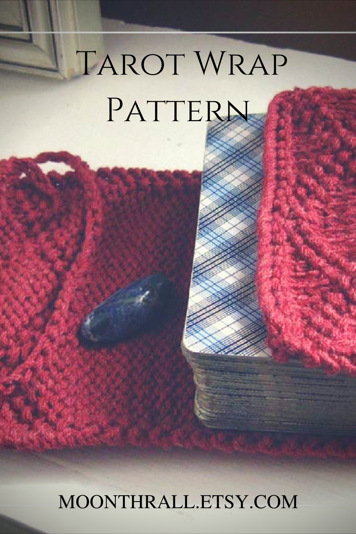 A knitting pattern pdf to make your own diamante tarot wrap a a knitting pattern pdf to make your own diamante tarot wrap a customer and personal bankloansurffo Images