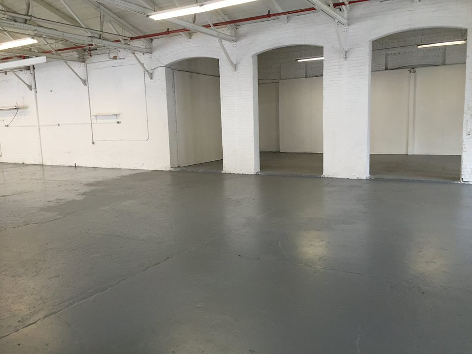 How do you rent warehouse space?