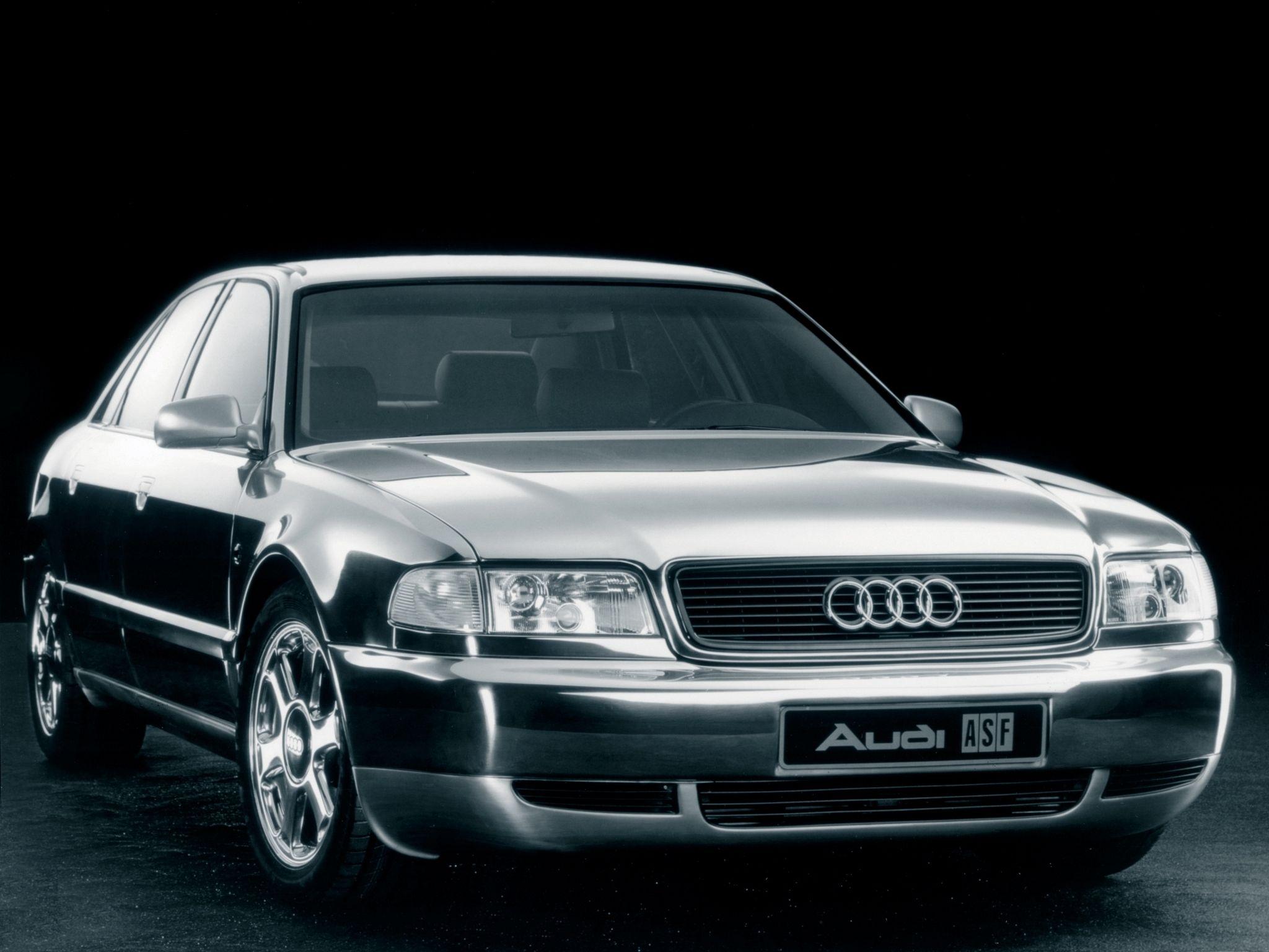 Audi ASF Concept wallpaper 3 Automotive Pinterest