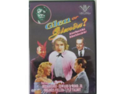 Glen or Glenda? - DVD