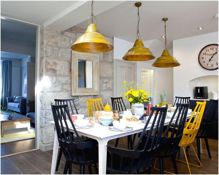 Desain Interior Dapur Dan Ruang Makan Sederhana