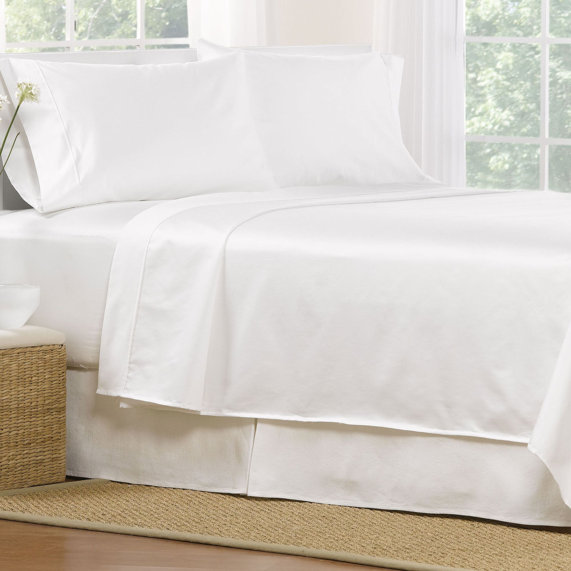 4 piece 1000 thread count egyptian quality cotton sheet set cotton