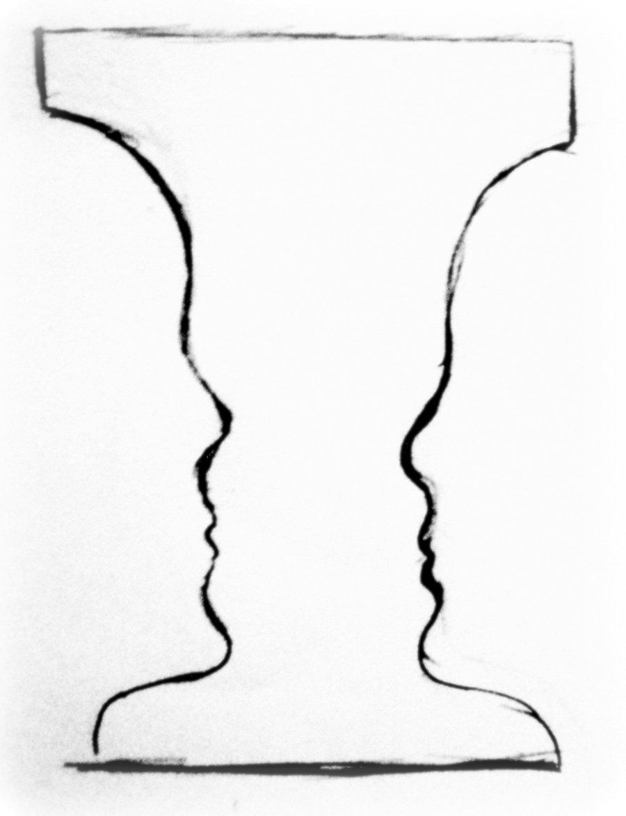 Rubins vase illusion developed by danish psychologist edgar rubin rubins vase illusion developed by danish psychologist edgar rubin this is an example of a reviewsmspy
