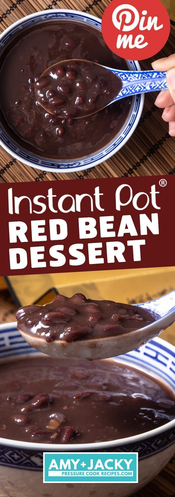 Photo of Instant Pot Red Bean Soup – # Bean Soup #Instant #Pot #rote