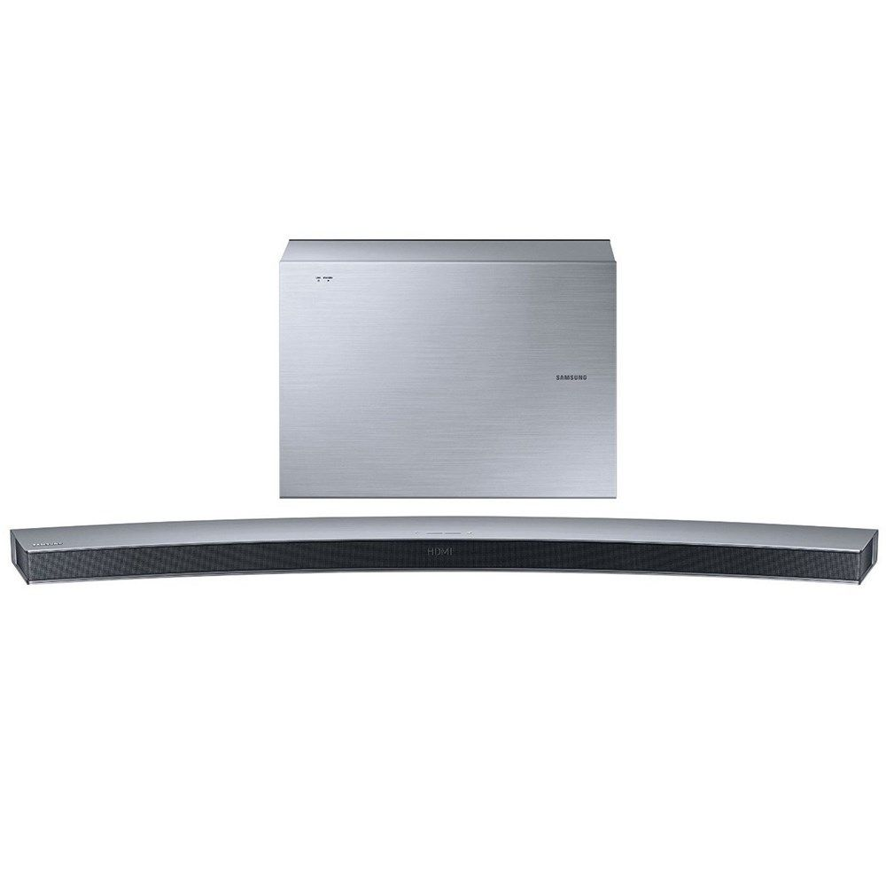 Samsung Curved Soundbar Air Track Hometheater Buy Online At Best Price Aed2 199 Sound Bar Home Theater Hypermarket