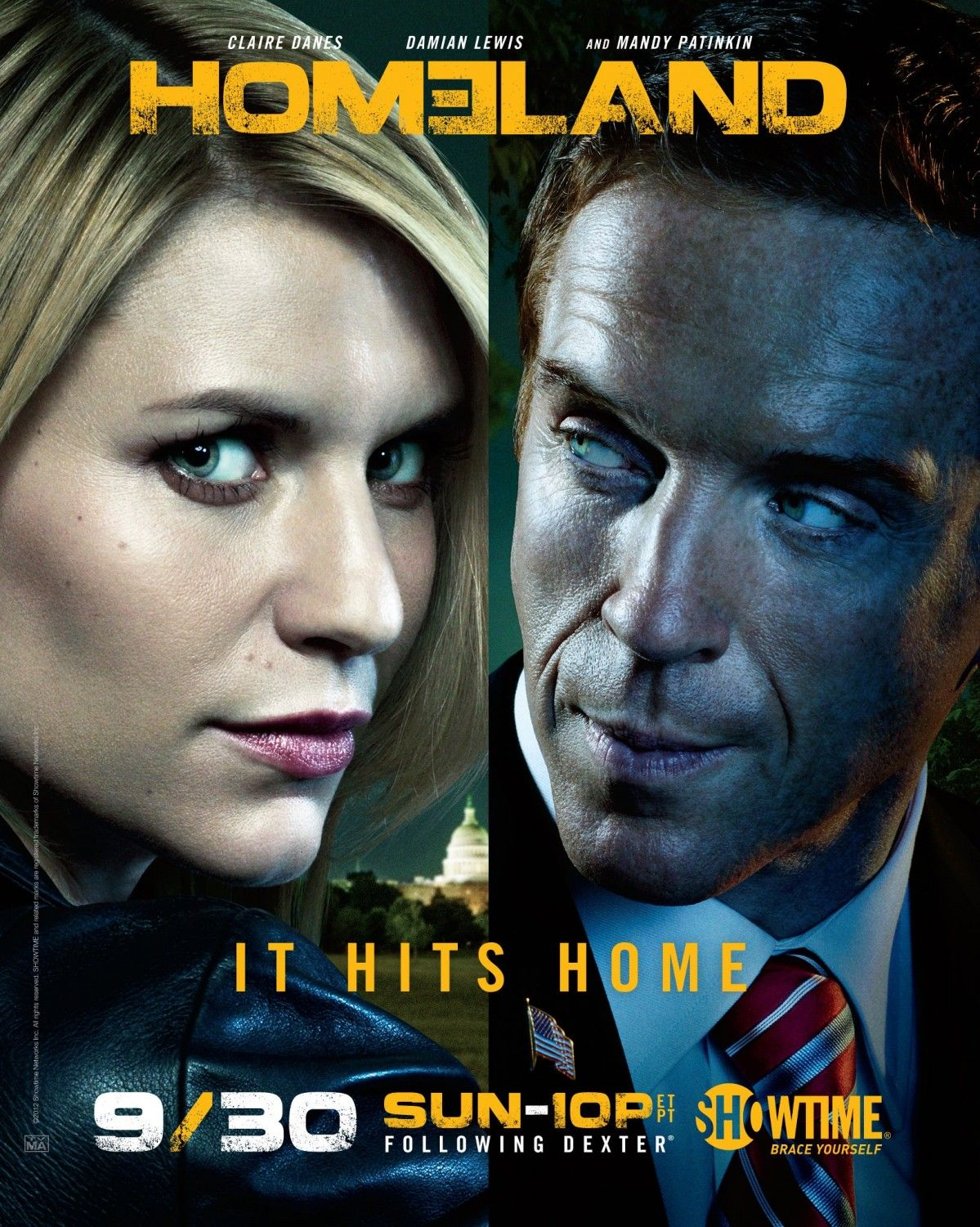 Homeland Completely Totally Absolutely Obsessed With This Show