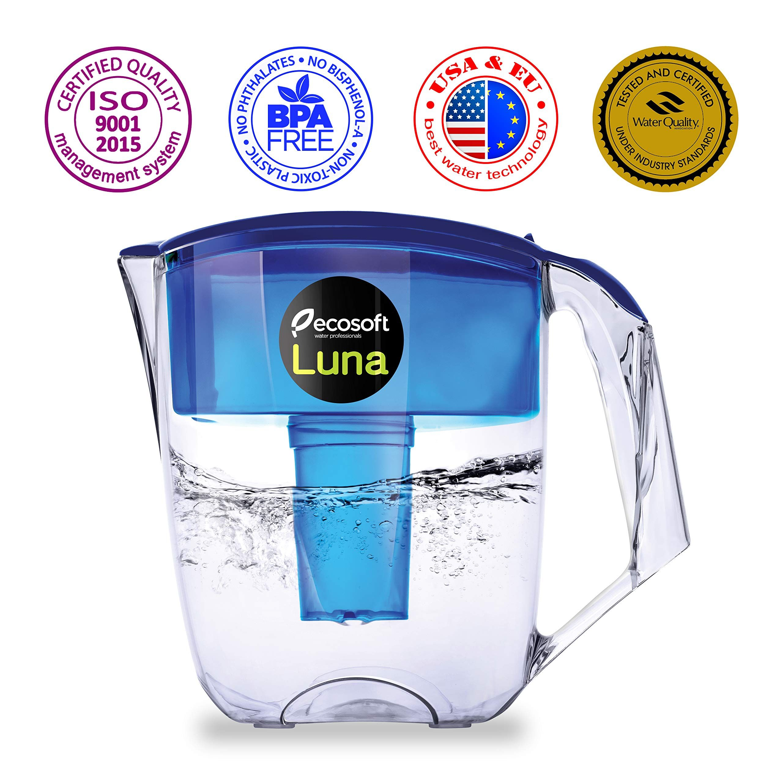 Ecosoft Water Filter Pitcher Water Dispenser And Purifier