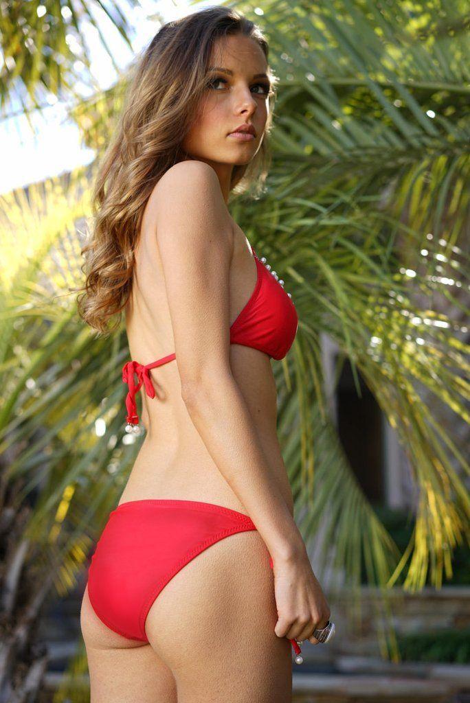 Barbara boxer bikini