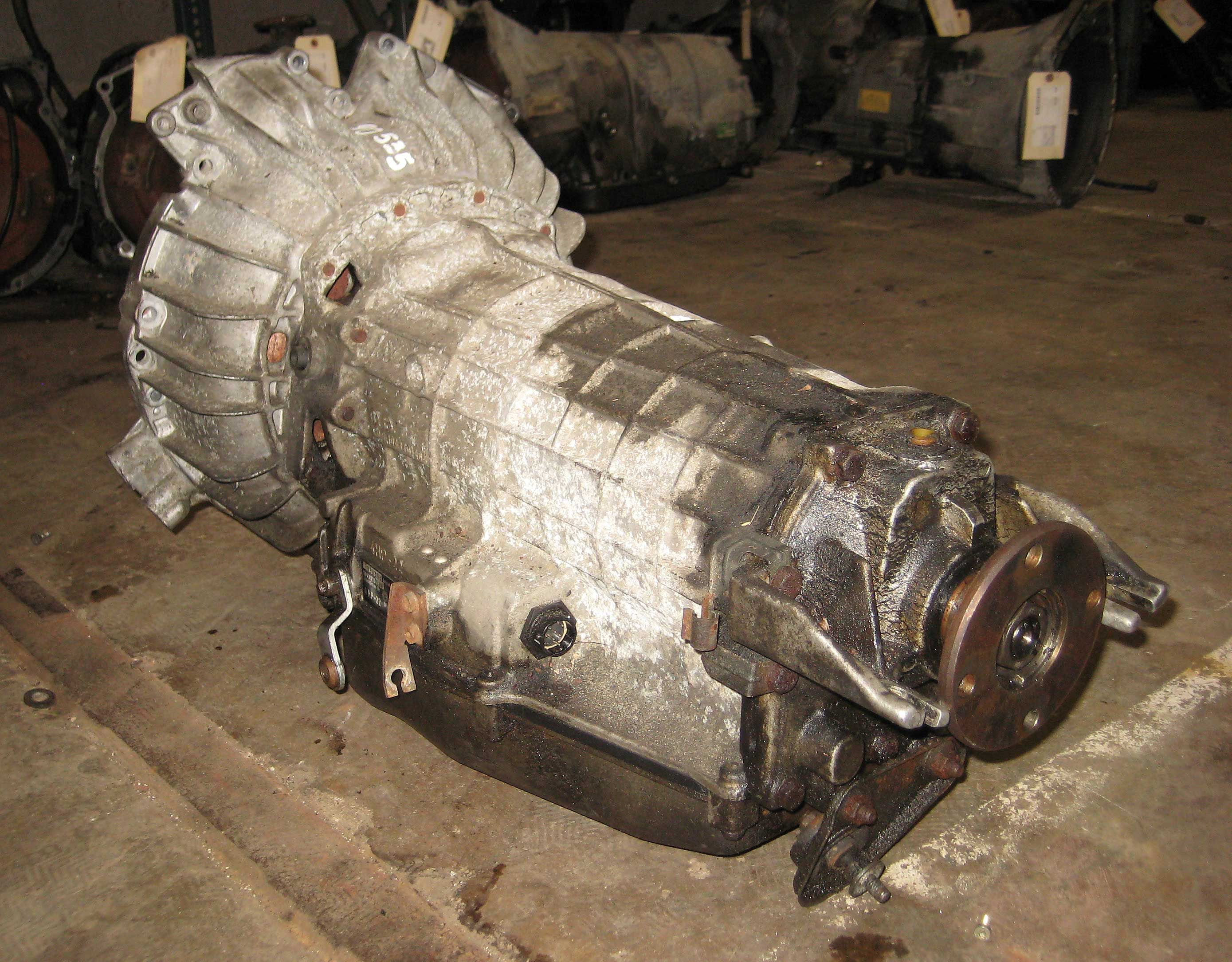 BMW 535I Used Transmission 2011 see at