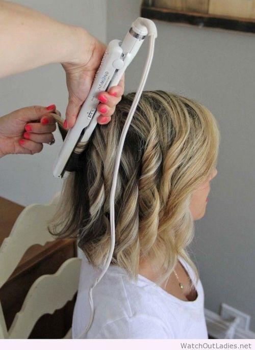 Beach Waves For Short Hair Short Hair Waves Beach Waves For Short Hair Hair Waves