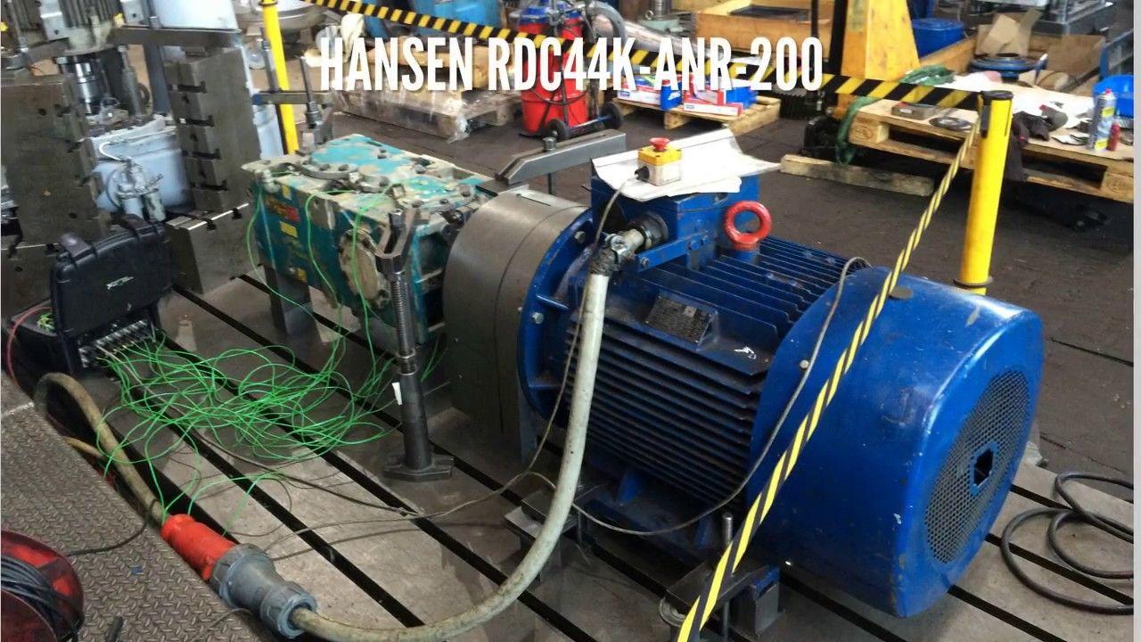 Hansen Rdc44k Anr 200 Gearbox Repair Repair Hansen