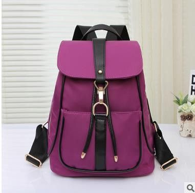 7a4d4361665d Vintage Canvas New Style Oxford School Bags High Quality Retro Backpack