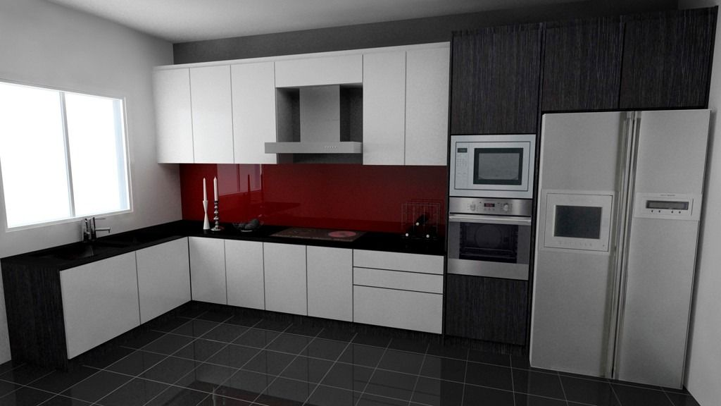 Muebles de cocina a medida   melamina   madera   laqueados ...
