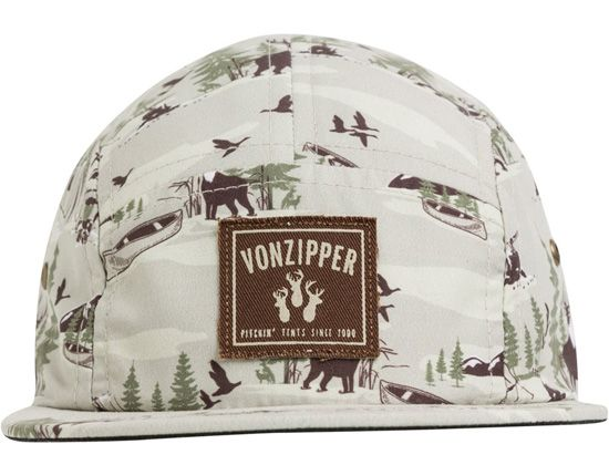 378eb2cbf4a Tent Pitcher 5-Panel Hat by VONZIPPER